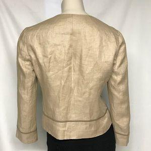 J. Crew Jackets & Coats - J Crew summer linen